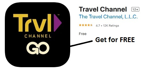 Travel Channel on Apple TV
